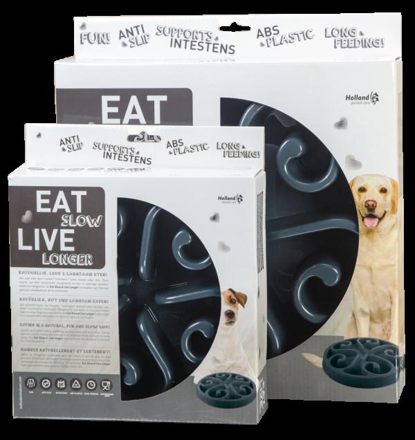 Eat Slow Live Longer Original Grey S