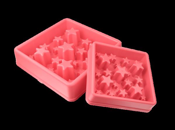 Eat Slow Live Longer Star Pink L