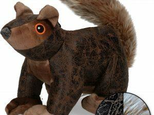 Elegant Squirrel Donkerbruin