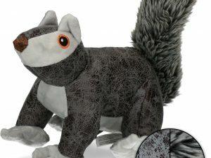 Elegant Squirrel Grijs