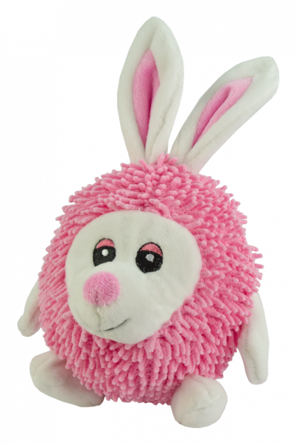 Fuzzle Bunny with squeaker
