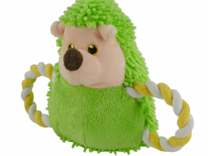 Fuzzle Hedgie Pull Me Green