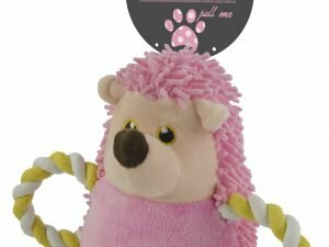 Fuzzle Hedgie Pull Me Pink