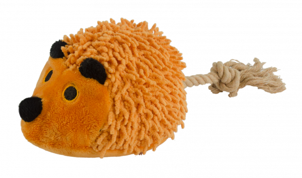 Fuzzle Hedgie With Tail Orange