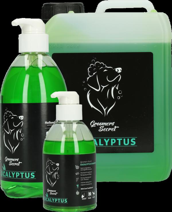 Groomers Secret Eucalyptus + pomp
