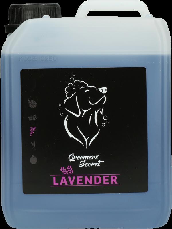 Groomers Secret Lavender + pomp