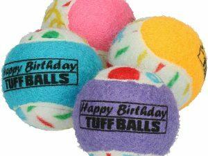Happy Birthday Tuff Balls small