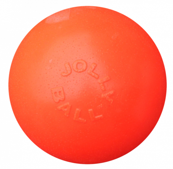 Jolly Ball Bounce-n Play 20cm Oranje (Vanillegeur)