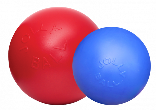 Jolly Ball Push-n-Play 25cm rood