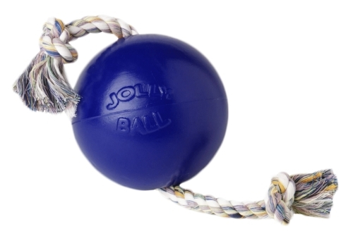 Jolly Ball Romp-n-Roll 10 cm Blauw
