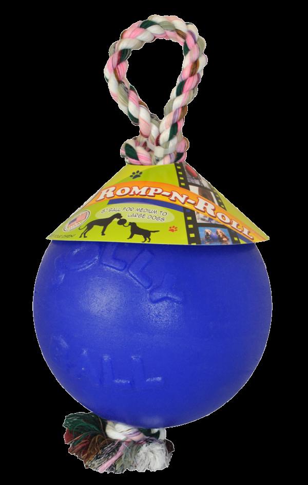 Jolly Ball Romp-n-Roll 20 cm Blauw
