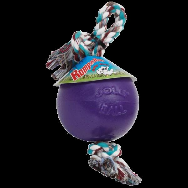 Jolly Ball Romp-n-Roll 20 cm Paars
