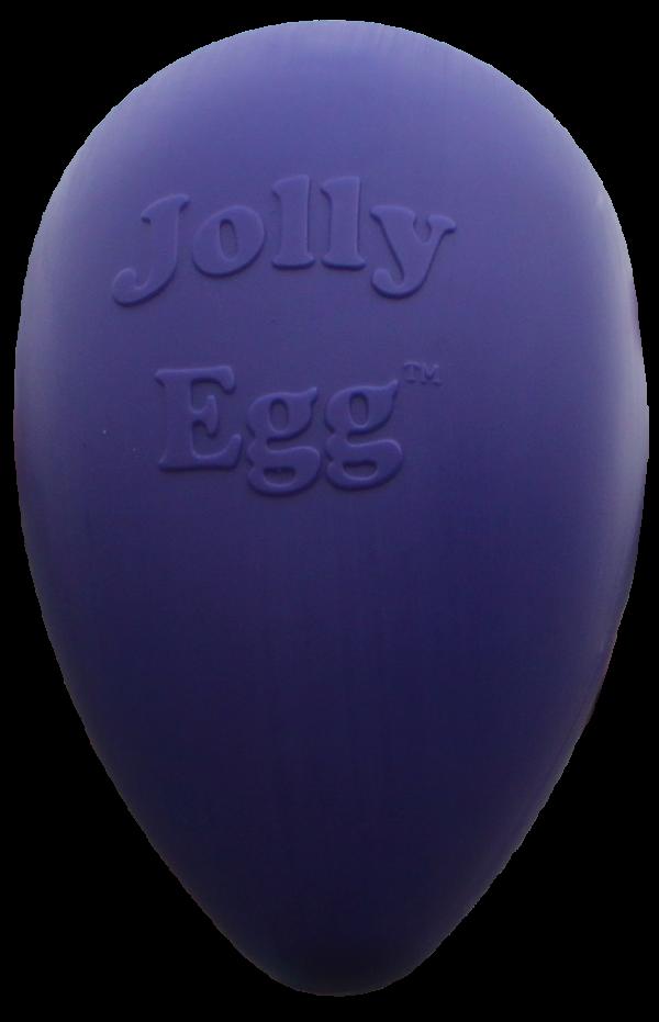 Jolly Egg 30 cm Paars