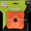 Jolly Flex-n-Chew Squarble oranje large