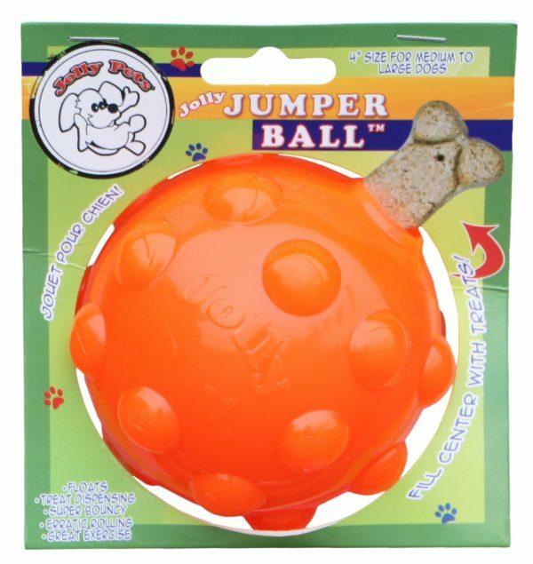 Jolly Jumper Ball Oranje 10 cm