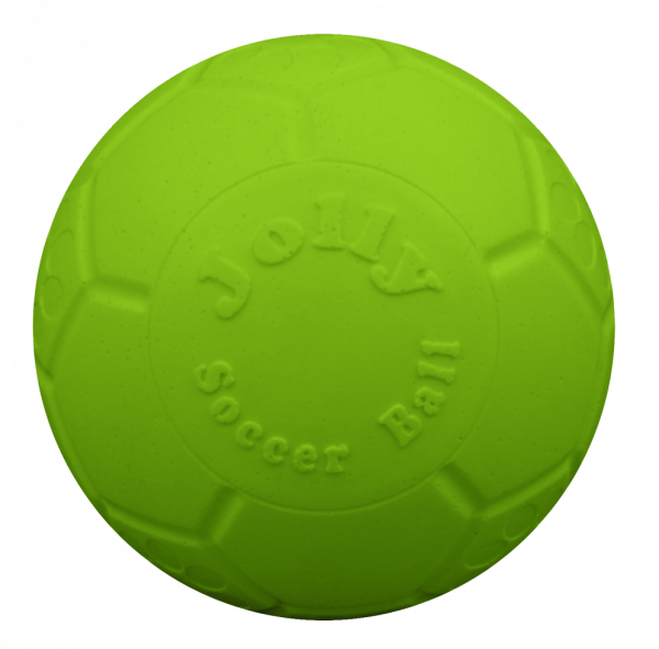 Jolly Soccer Ball 15cm Appel Groen