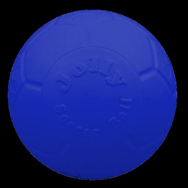 Jolly Soccer Ball 15cm Blauw