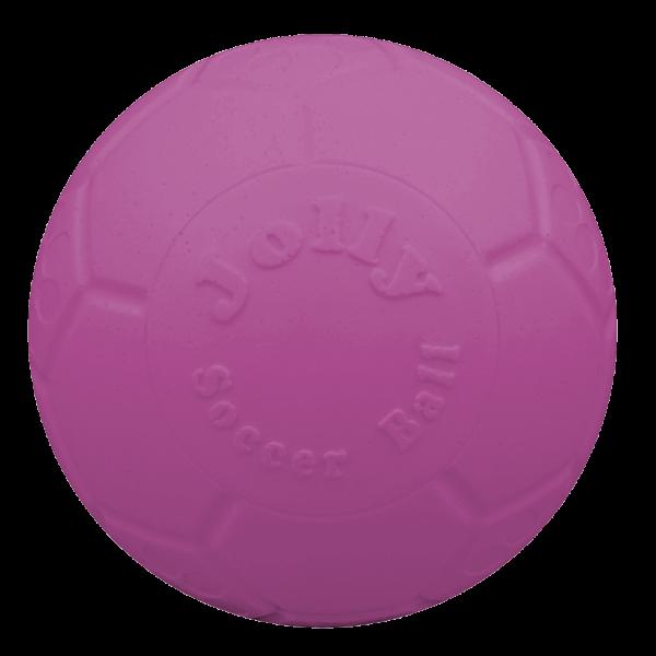 Jolly Soccer Ball 20cm Roze