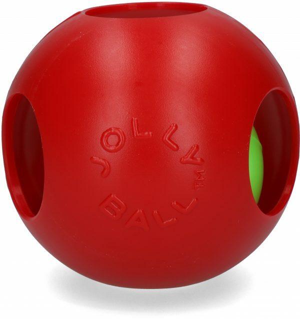 Jolly Teaser Ball 10 cm Rood