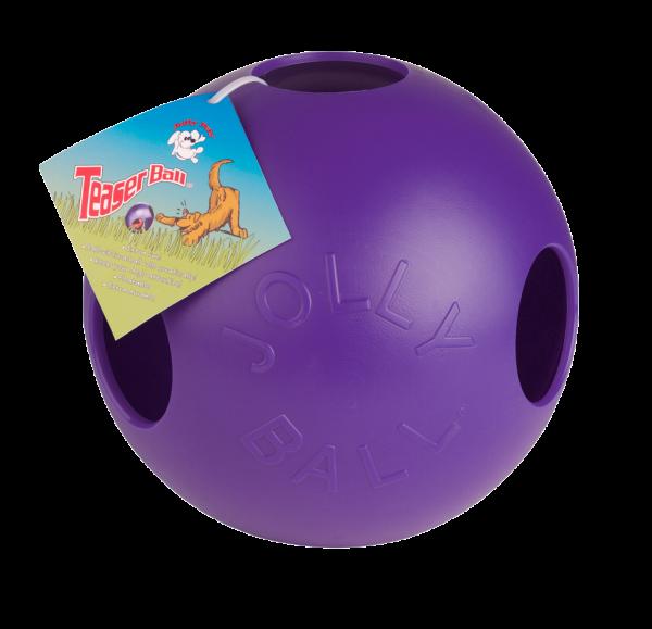 Jolly Teaser Ball 15 cm Blauw