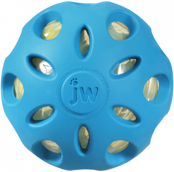 JW Crackle Head Ball L 9,5 cm