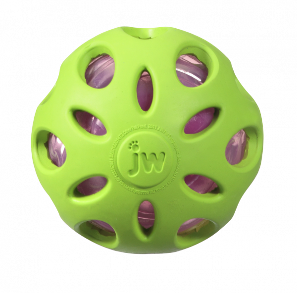JW Crackle Head Ball M 7 cm