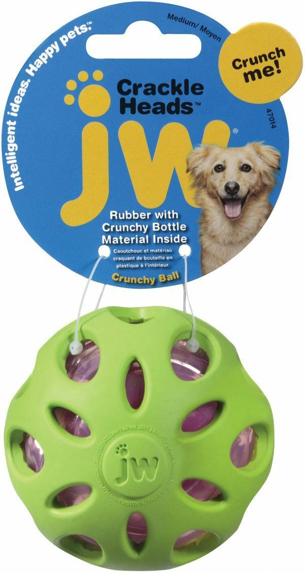 JW Crackle Head Ball S 5,5 cm