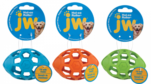 JW Hol-EE Roller Football (Rugby) Small 10cm