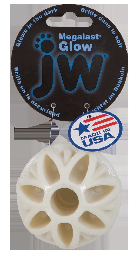 JW Megalast Glow Ball Medium