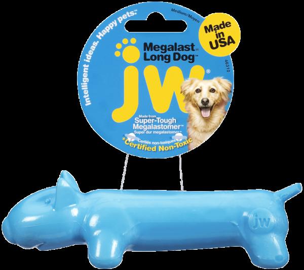 JW Megalast Long Dog Toy M 7 cm