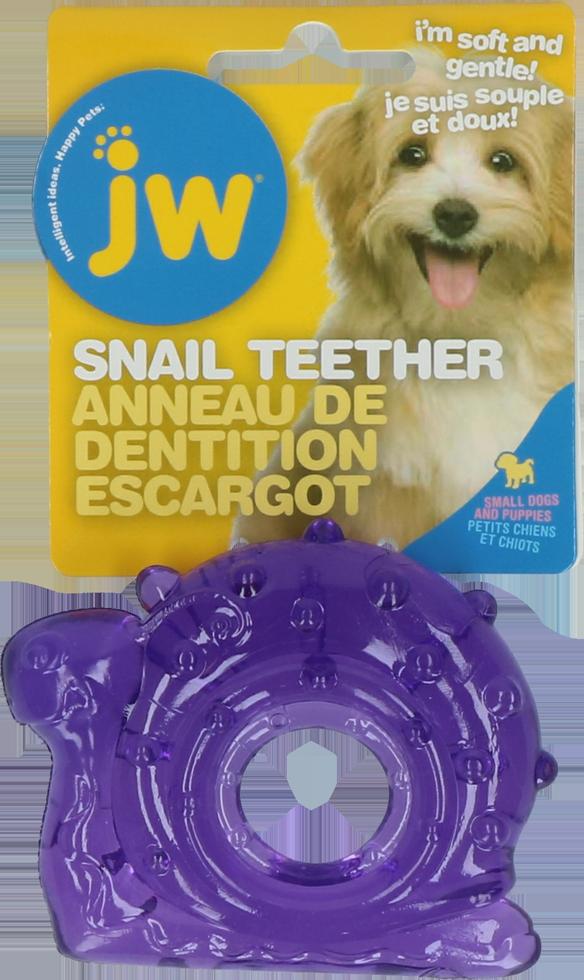JW Snail Teether
