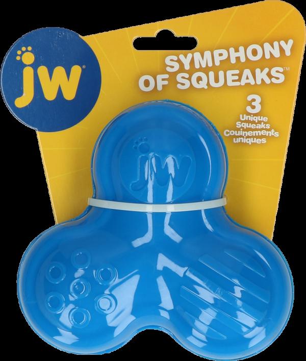 JW Symphony of Sound blauw