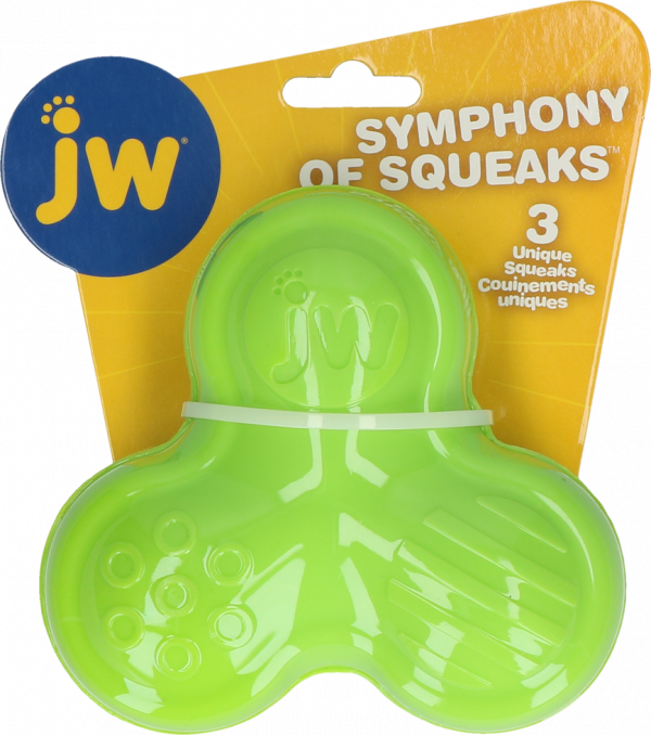 JW Symphony of Sound groen