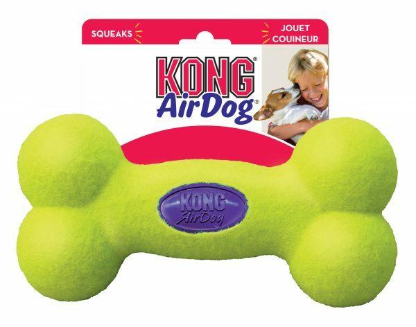 KONG Air Squeaker Bone L 23,5 cm x 11,5 cm