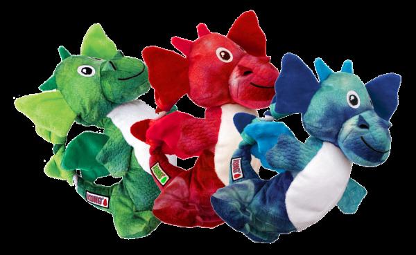 KONG Dragon Knots M/L (Assorted Colours)