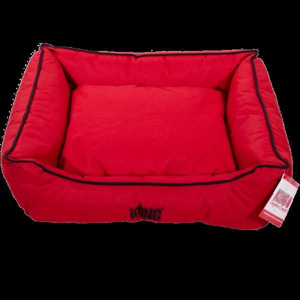 KONG Lounger Beds Medium, Red