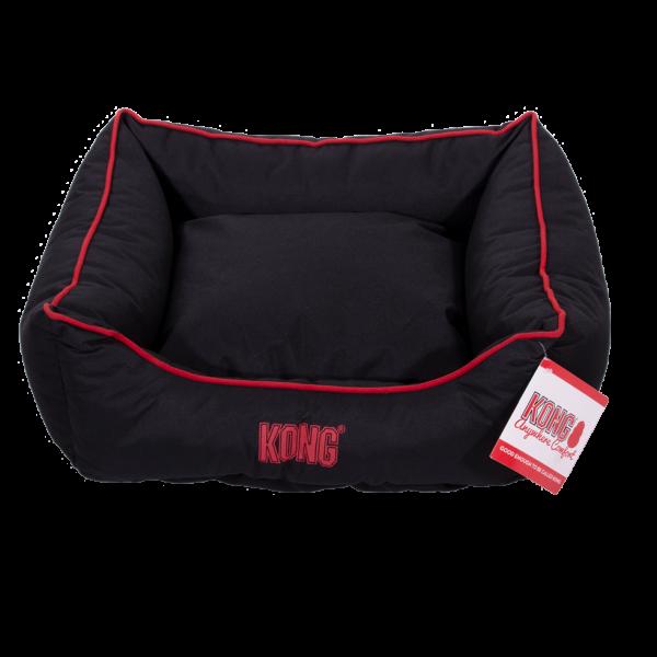 KONG Lounger Beds Small, Black