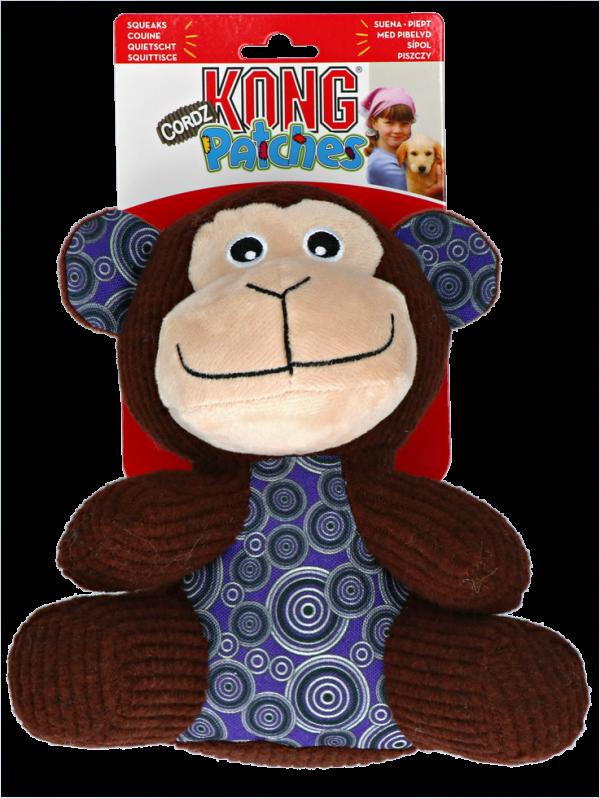 Kong Patches Cordz Monkey L