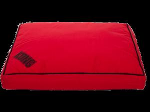 KONG Rectangle Beds Small, Rood