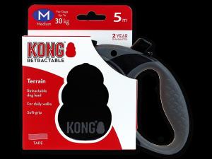 KONG Rollijn Terrain Black M (5m/30kg)