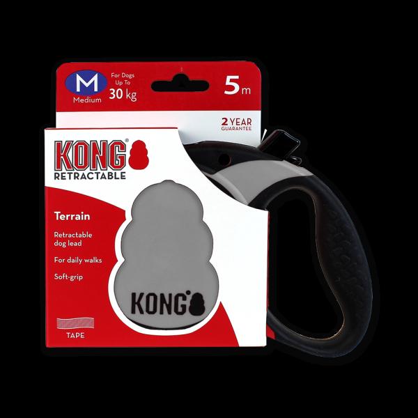 Kong Rollijn Terrain Grey M (5m/30kg)