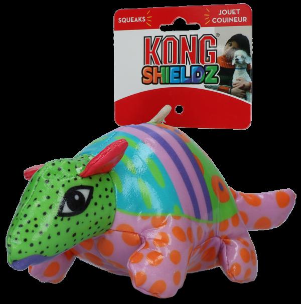 Kong Shieldz Armadillo Medium