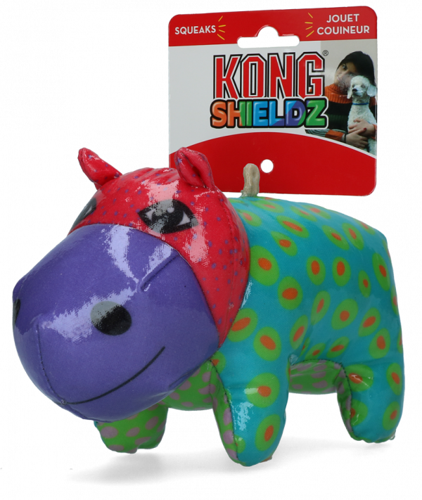 Kong Shieldz Hippo Medium