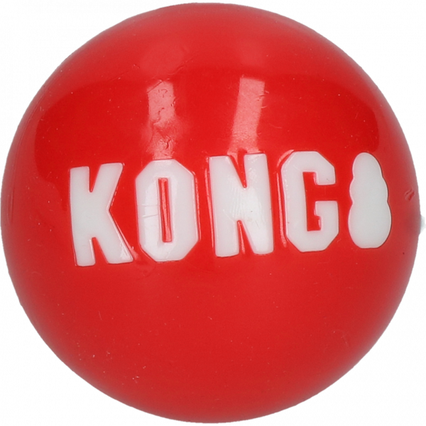 Kong Signature Ball Md EU Bulk