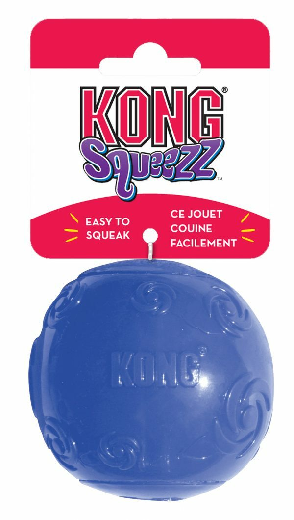 KONG Squeezz Ball Medium (Assort.)