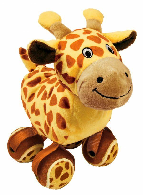 KONG TenniShoe Giraffe S 15,2 cm x 6,9 cm