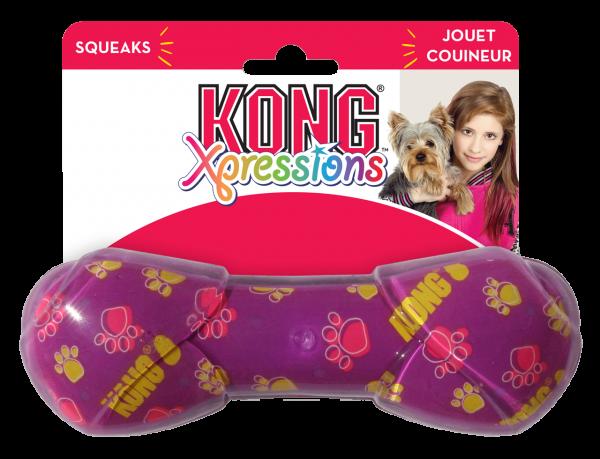 Kong Xpressions Rawhide L 17,7 cm Multicolor