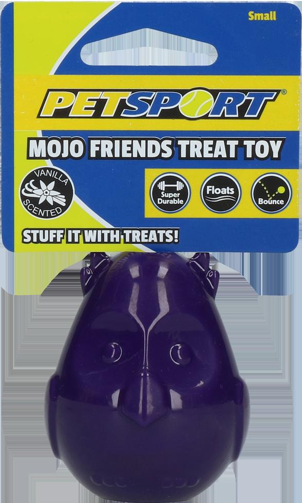 Mojo Friends Treat Ball Small Owl