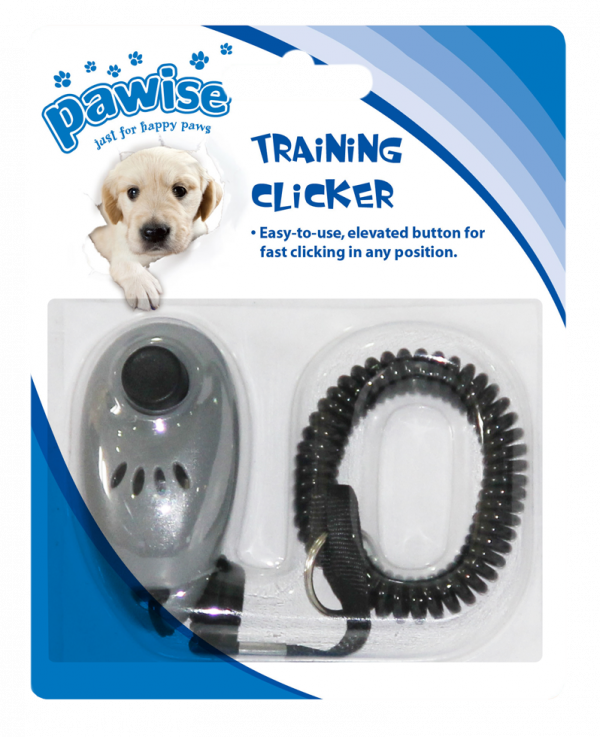 Pawise Training Clicker (7 x 3,5 cm)