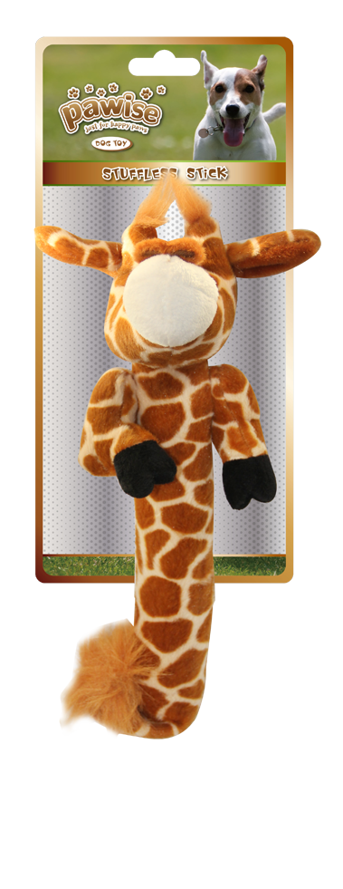 Stick Giraffe 40 cm x 18 cm x 8 cm